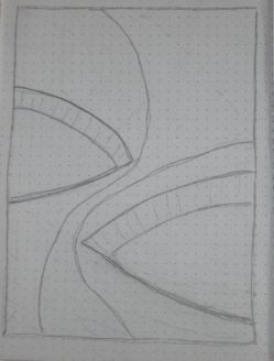 city sketch curve