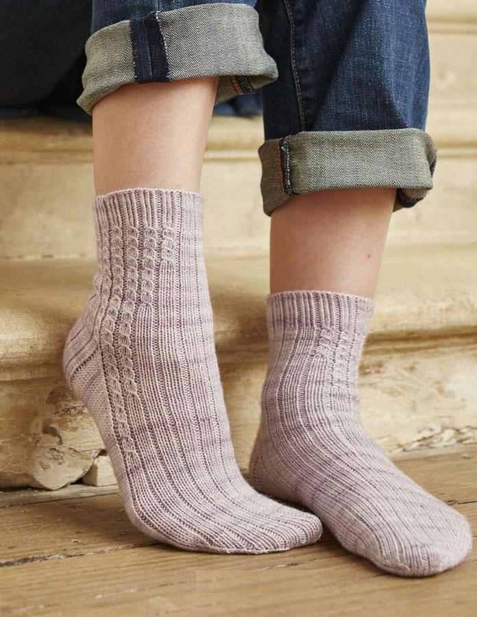 Slippers Knitting On Circular Needles