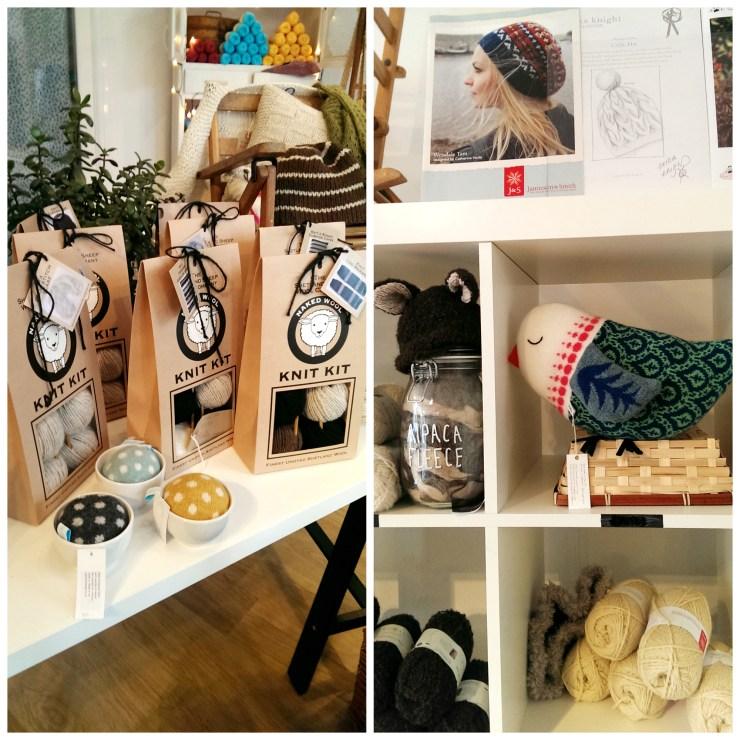 Beshley Wools: knittedbliss.com