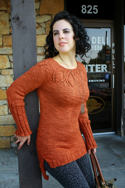 Modification Mondays: Cadence | knittedbliss.com