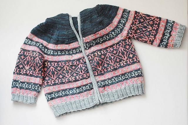 Modification Monday: Merry Stella | knittedbliss.com