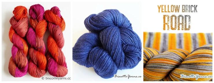 Meet the Sponsors: Biscotte Yarns   knittedbliss.com
