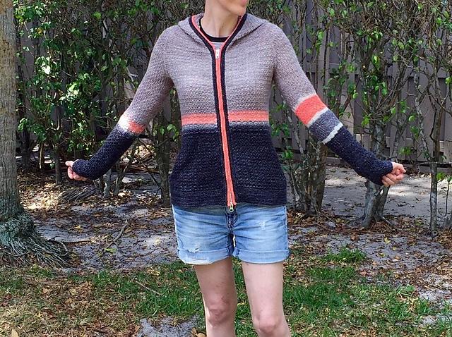 Modification Monday: Orza | knittedbliss.com