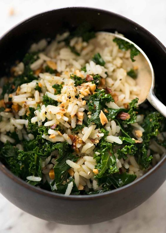 Great rice side dish