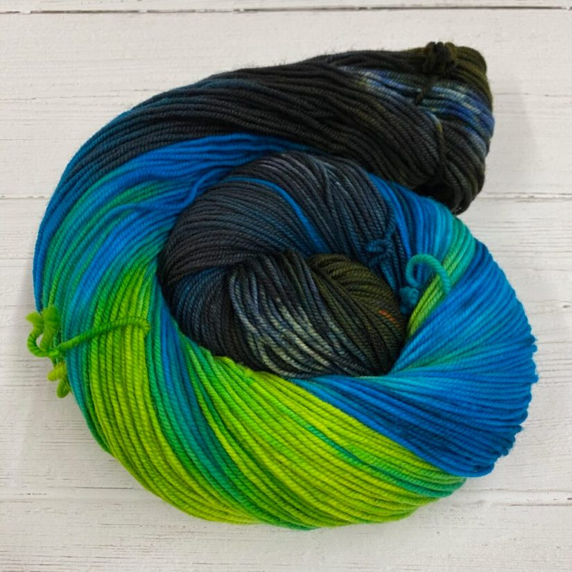 Dualing Yarn