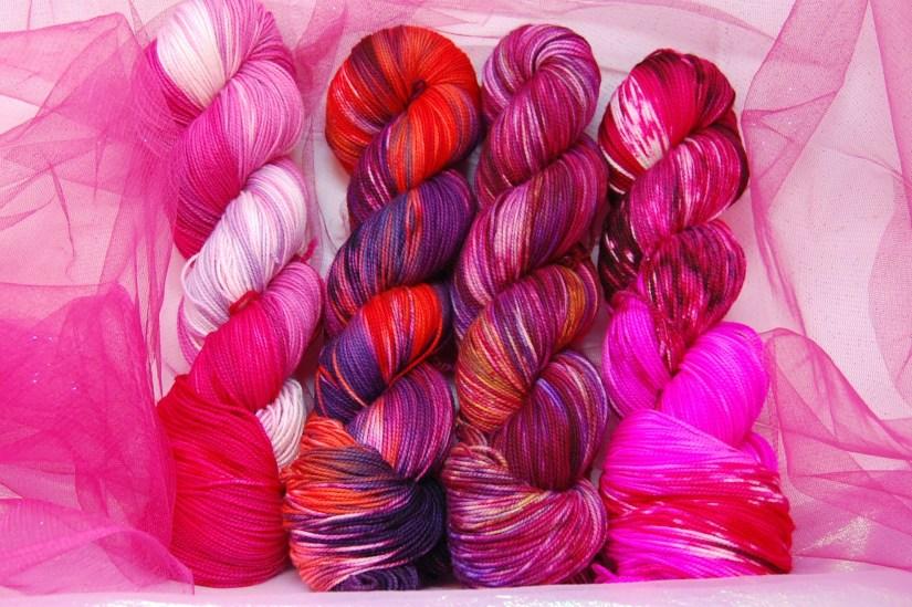 Palentine's Colorways