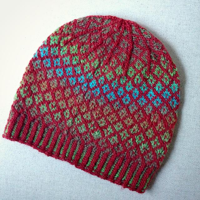 mini mochi fair isle hat two2
