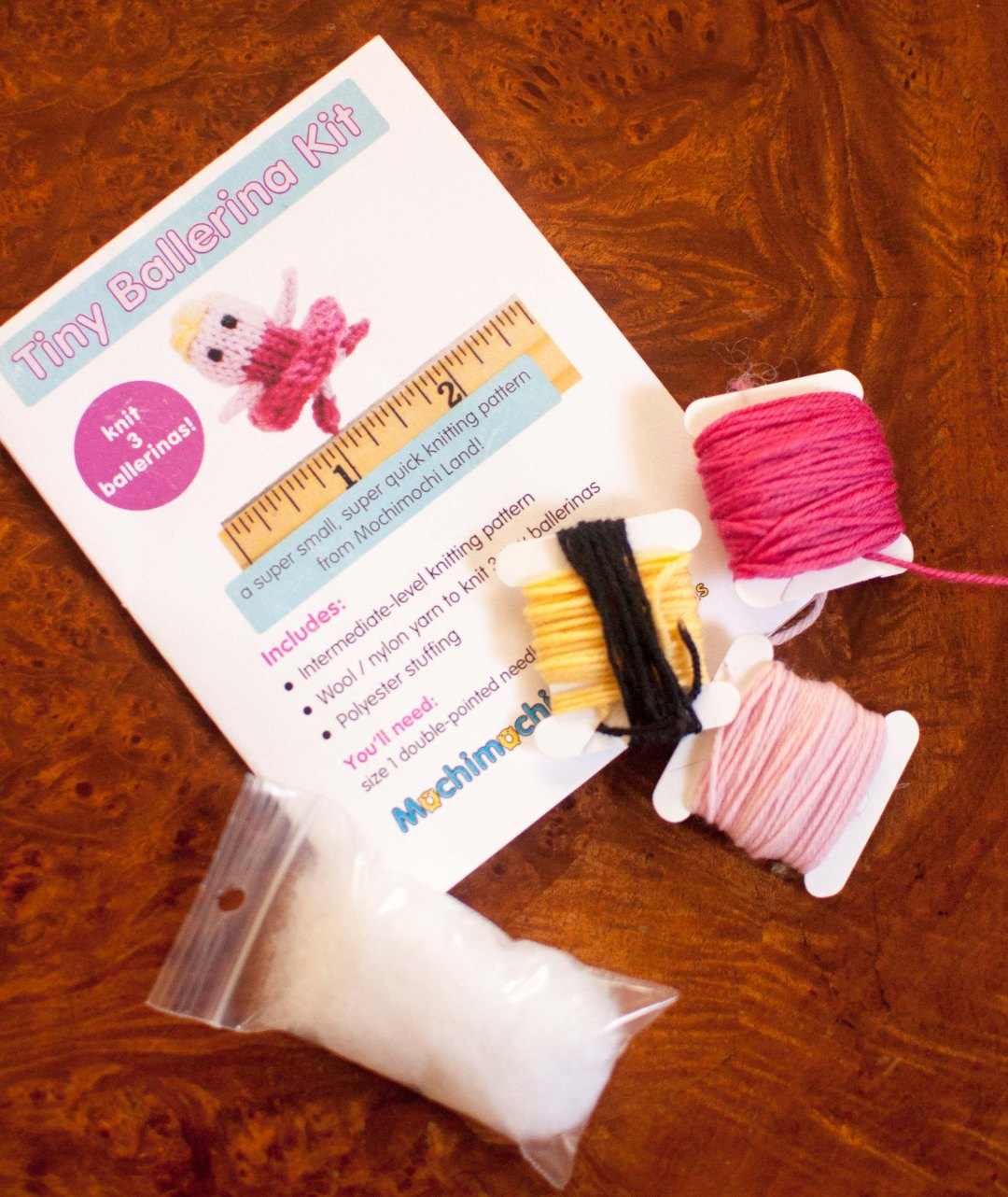 tiny ballerina kit