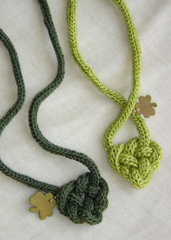 Free Celtic Knot Pattern Knitting