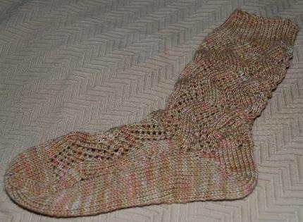 rib fantastic sock sarah e white