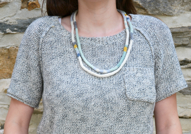 heat wave necklace