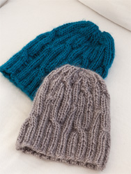 Vickie Howell hat