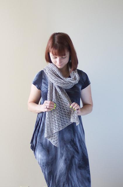olga amasei shawl