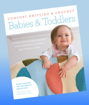 comfort knitting babies and toddlers