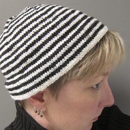 breton striped hat