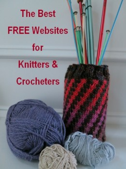 best knitting sites