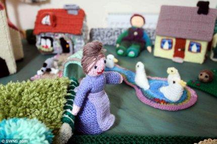 knit village devon