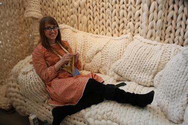 safe house knit installation