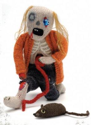 knit zombie