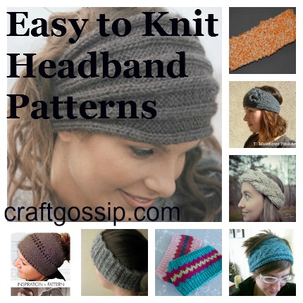 Free headband knitting patterns knitting headband knitting patterns dt1010fo