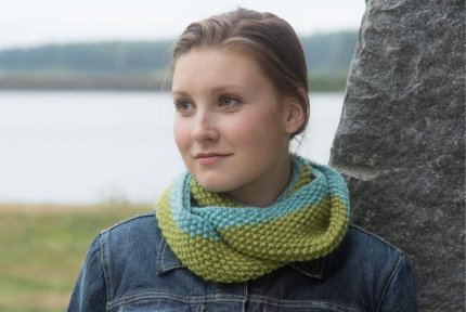 A Cozy Cowl Just for You