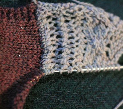 knit edging miraim felton