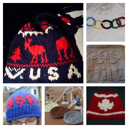 olympic knitting patterns