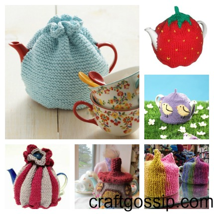 tea cozy knitting patterns