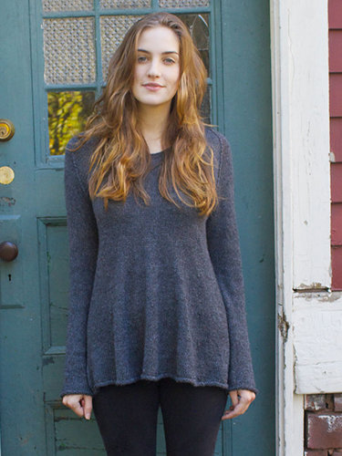 graphite sweater berroco