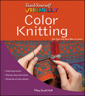 color knitting book giveaway