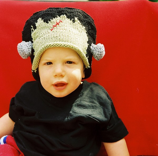 # 011 Frankenstein Hat - Leslie Scanlon