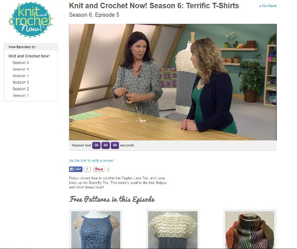 Giveaway Knit And Crochet Now On Demand All Access Membership