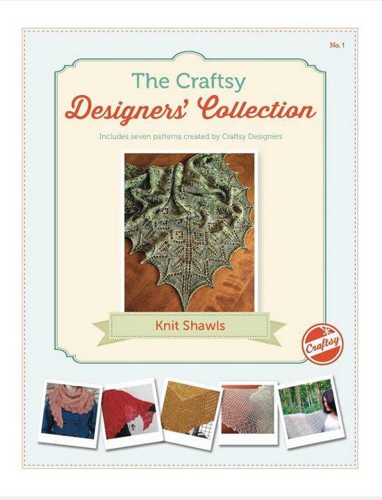 knit shawls pattern ebook from craftsy