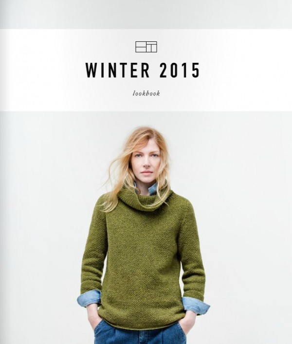 Wool People Winter 2015 is full of warmth and texture.