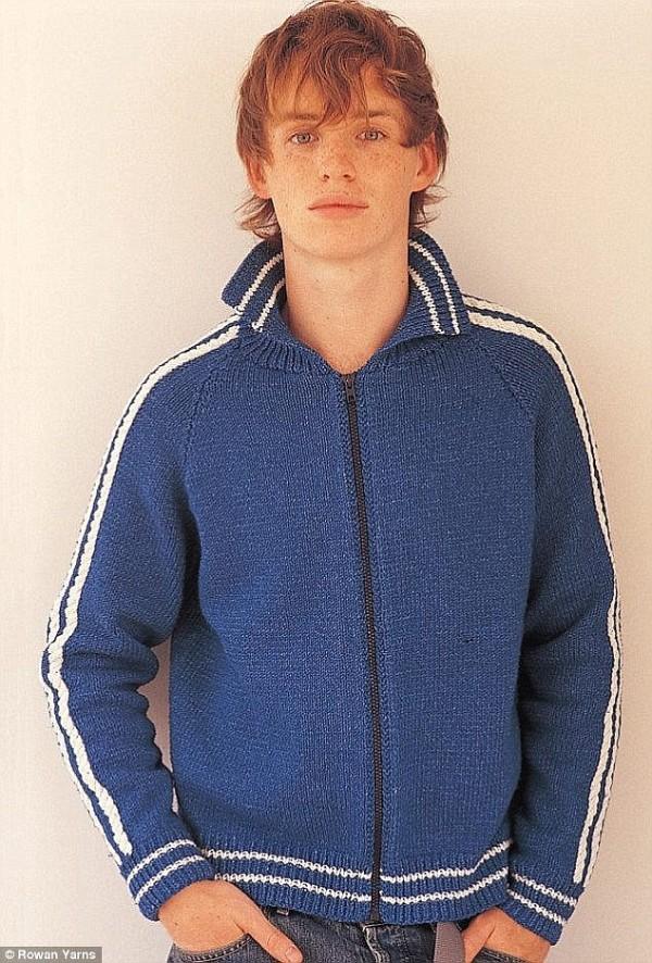 eddie redamyne was a rowan model