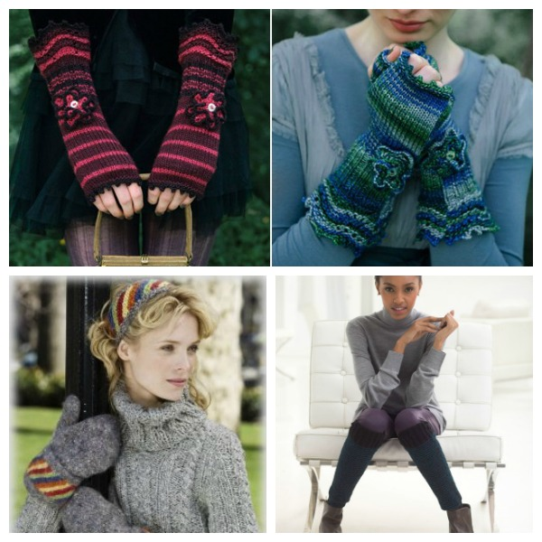 Ways to Keep Your Arms and Legs Warm – Knitting