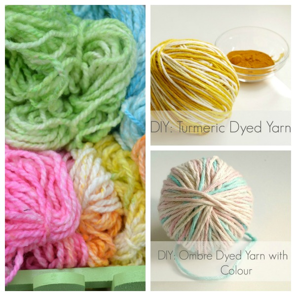 natural yarn dyeing methods