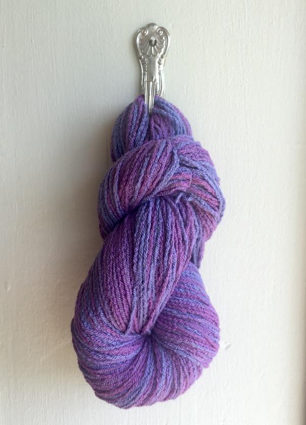 feel good yarn handdyed