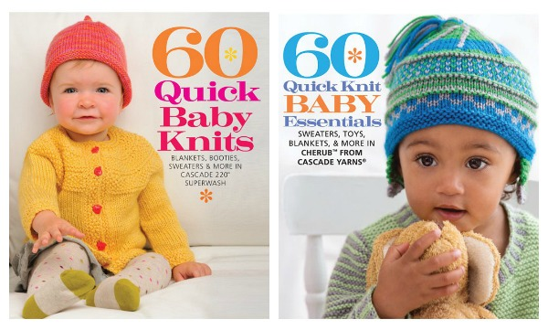baby knits giveaway