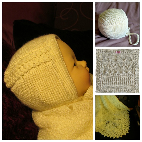 princess charlotte inspired knits