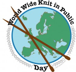 worldwide knit in public day