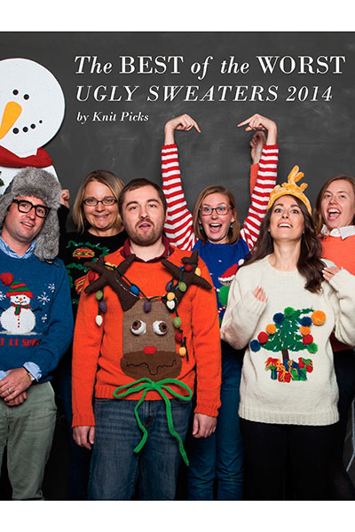 ugly christmas sweater ebook