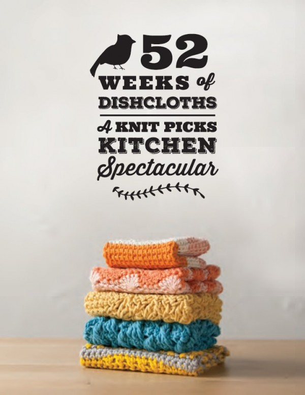 52 weeks of dishcloths