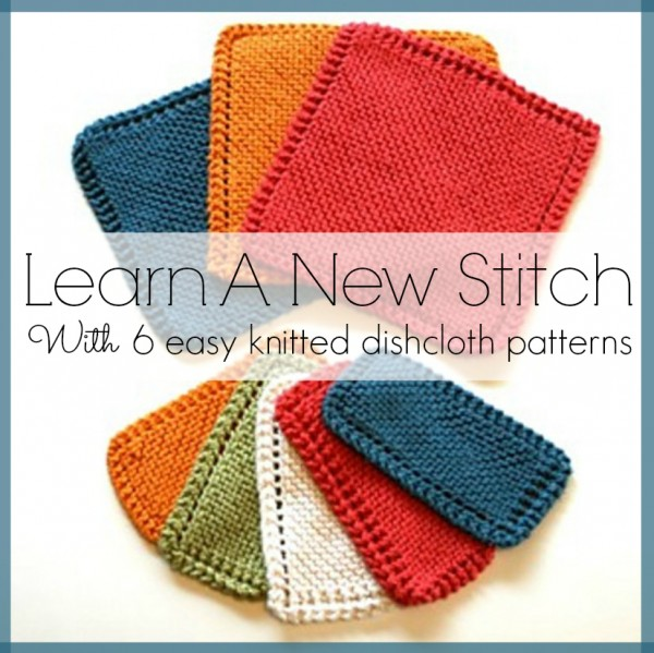 Dish Network Knitting : Want to learn new stitches in the year start with