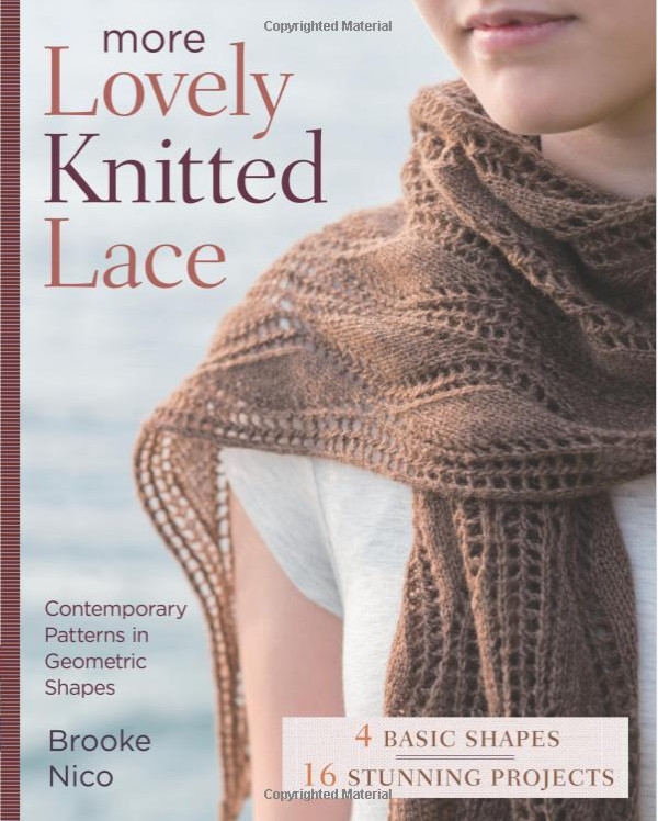 more lovely knitted lace by brooke nico