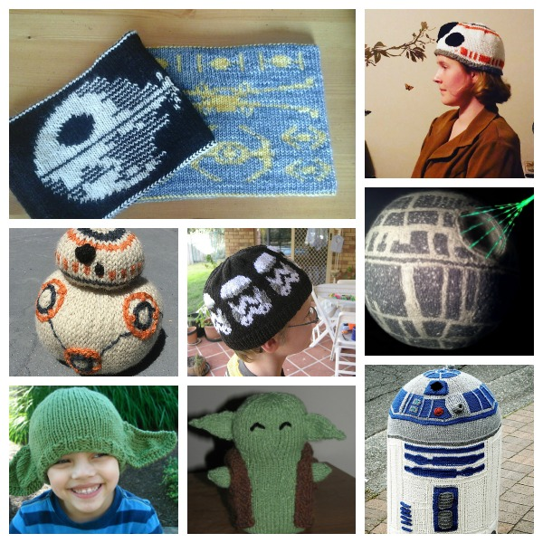 Fun Star Wars Knitting Patterns   Knitting