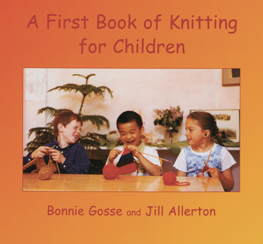 A First Book of Knitting for children review