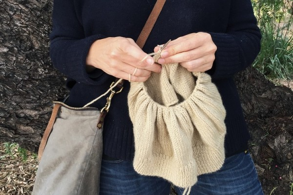 Are you a patient crafter or does knitting make you patient?