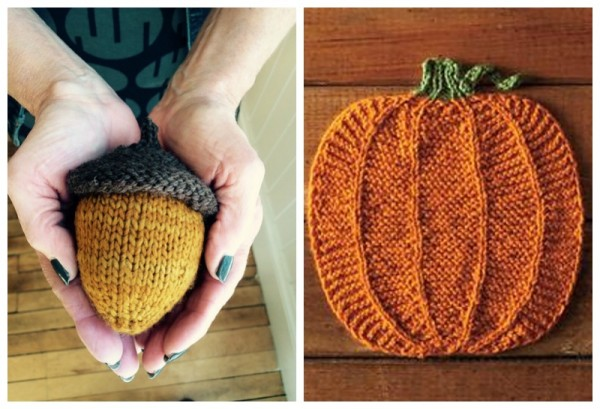Thanksgiving knitting patterns