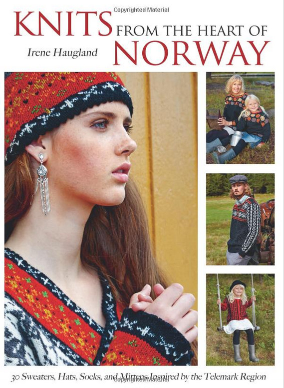 Knits from the Heart of Norway book review